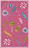 The Rug Market Candy Store Children's Area Rug, 2.8' x 4.8'