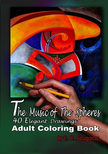 Download The Music of the Spheres: A Coloring Book for Adults PDF