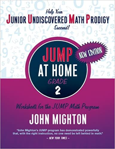 Amazon.com: JUMP at Home Grade 2: Worksheets for the JUMP Math ...