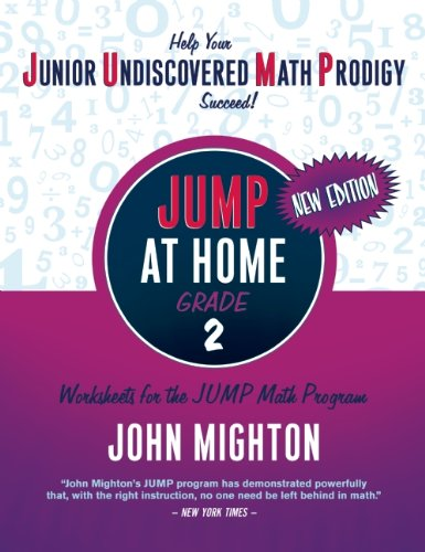 JUMP at Home Grade 2: Worksheets for the JUMP Math Program