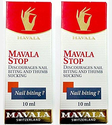 Amazon.com: Mavala Stop Discourages Nail Biting And Thumb