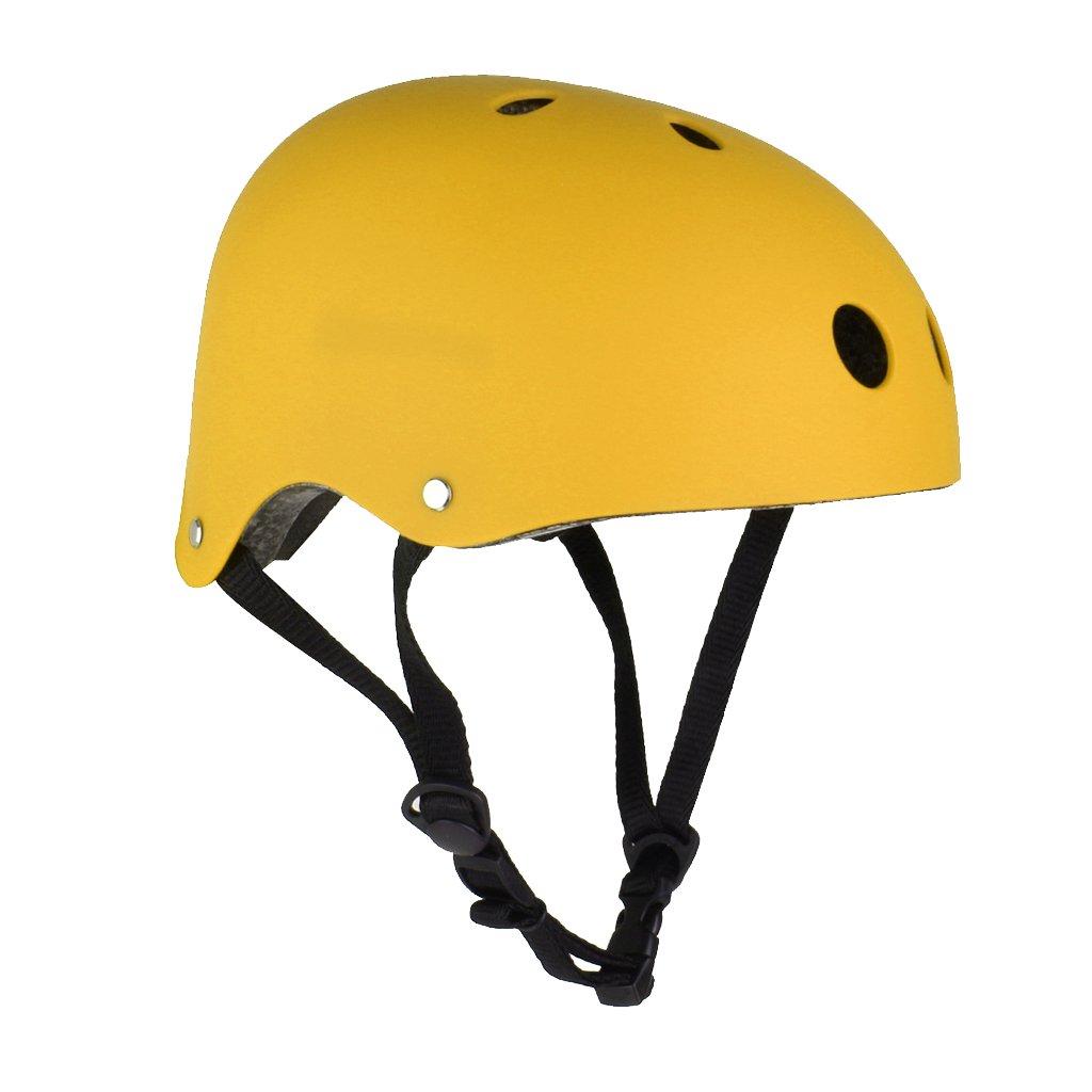 Casque Protecteur pour Cyclisme Vélo Scooter Ski Patinage à Roulettes MagiDeal