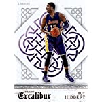 2015-16 Panini Excalibur #98 Roy Hibbert Los Angeles Lakers Basketball Card-MINT.
