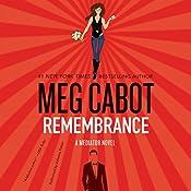 Remembrance: A Mediator Novel   Meg Cabot