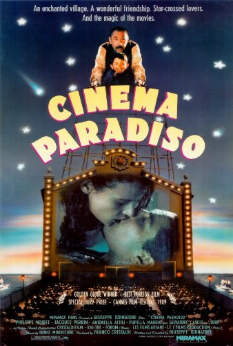 27 X 40 Cinema Paradiso Movie Poster