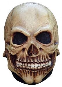 kids deluxe halloween skull mask