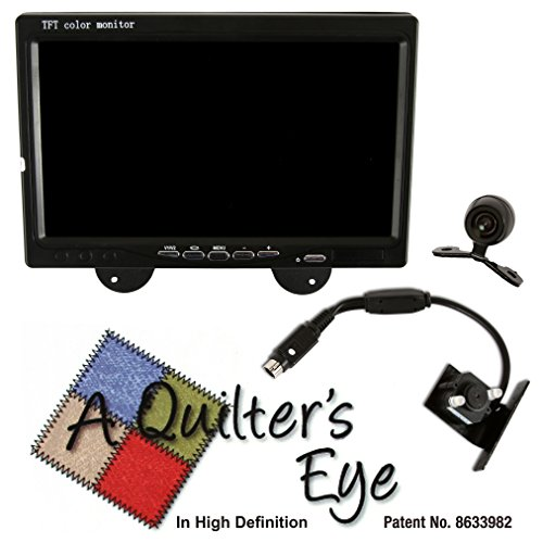 (A Quilter's Eye Single HD Camera Stitch System)