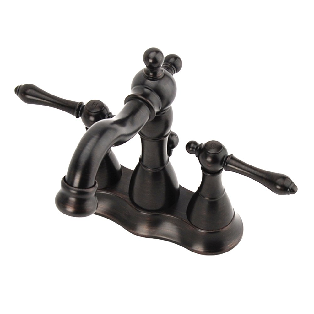 Fontaine Bellver Centerset Bathroom Faucet in Oil Rubbed Bronze ...