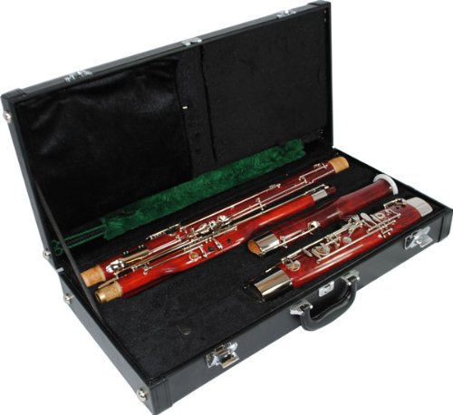 Schiller Elite Series II Maplewood Bassoon