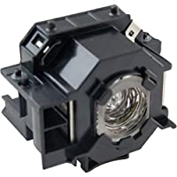 Amazing Lamps Replacement Lamp in Housing for Epson Projectors: H283B, H284A, H285A, HC700, POWERLITE 77C, POWERLITE 78, EMP-S6, EMP-X5, EMP-X52