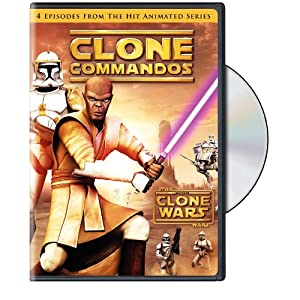 Star Wars: The Clone Wars- Clone Commandos (2009)