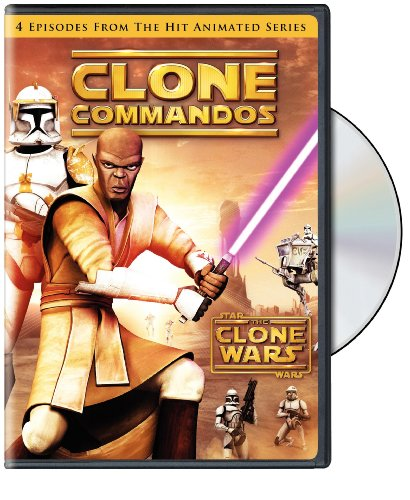 Star Wars: The Clone Wars- Clone Commandos