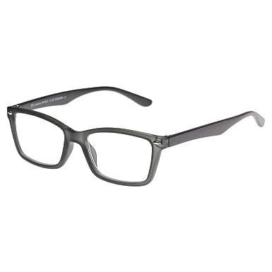 9a2fcda1f Solano Wayfarer Unisex 2.5 Reading Glasses: Amazon.ae
