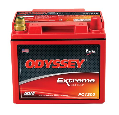 - Odyssey PC1200MJT Automotive and LTV Battery