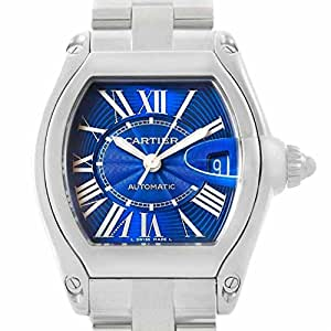 Cartier Roadster automatic-self-wind mens Watch W62048V3 (Certified Pre-owned)