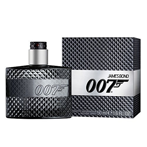 James Bond 007 Eau de Toilette Spray for Men, 1.6 Fluid - James Bond Years