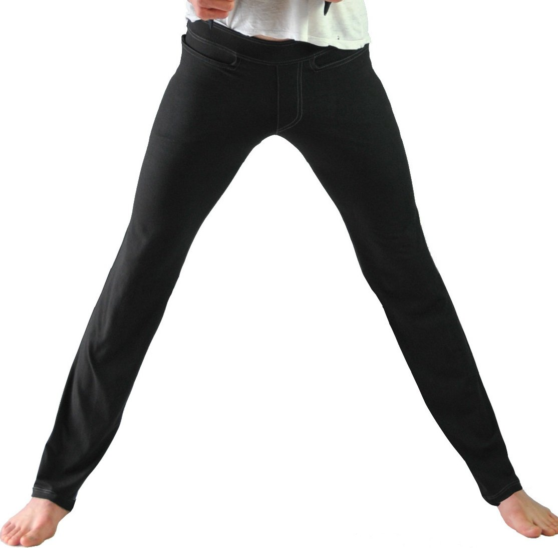 Bhujang Style Cobra Slim Mens Yoga Pants