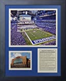 Legends Never Die Indianapolis Colts Stadium Framed Photo Collage, 11 by 14-Inch