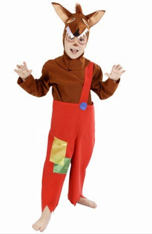 Disfraz de lobo para niño - 3-5 años: Amazon.es: Juguetes y juegos