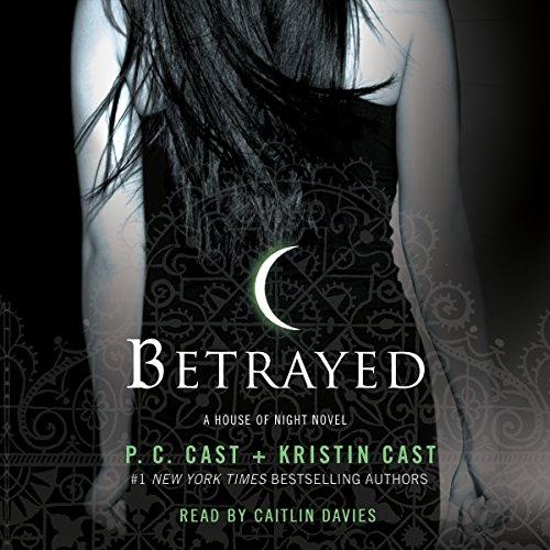 Betrayed: A House of Night Novel by Macmillan Audio