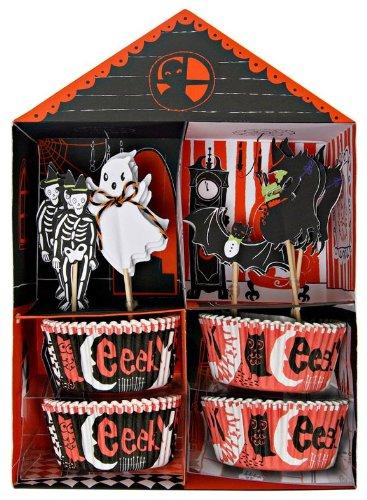 Meri Meri Cupcake Kits, Happy Halloween -