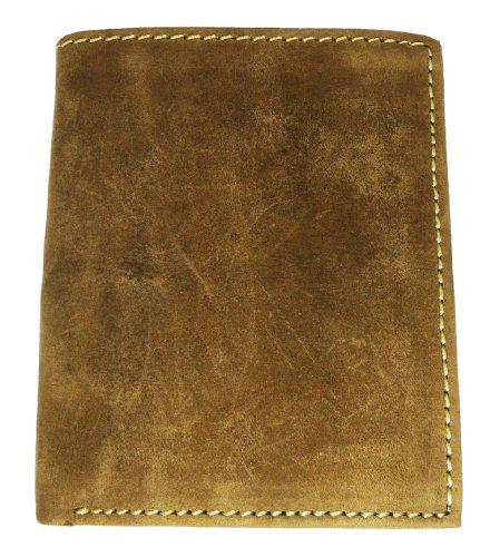 Hunter Leather Wallet Credit Storage