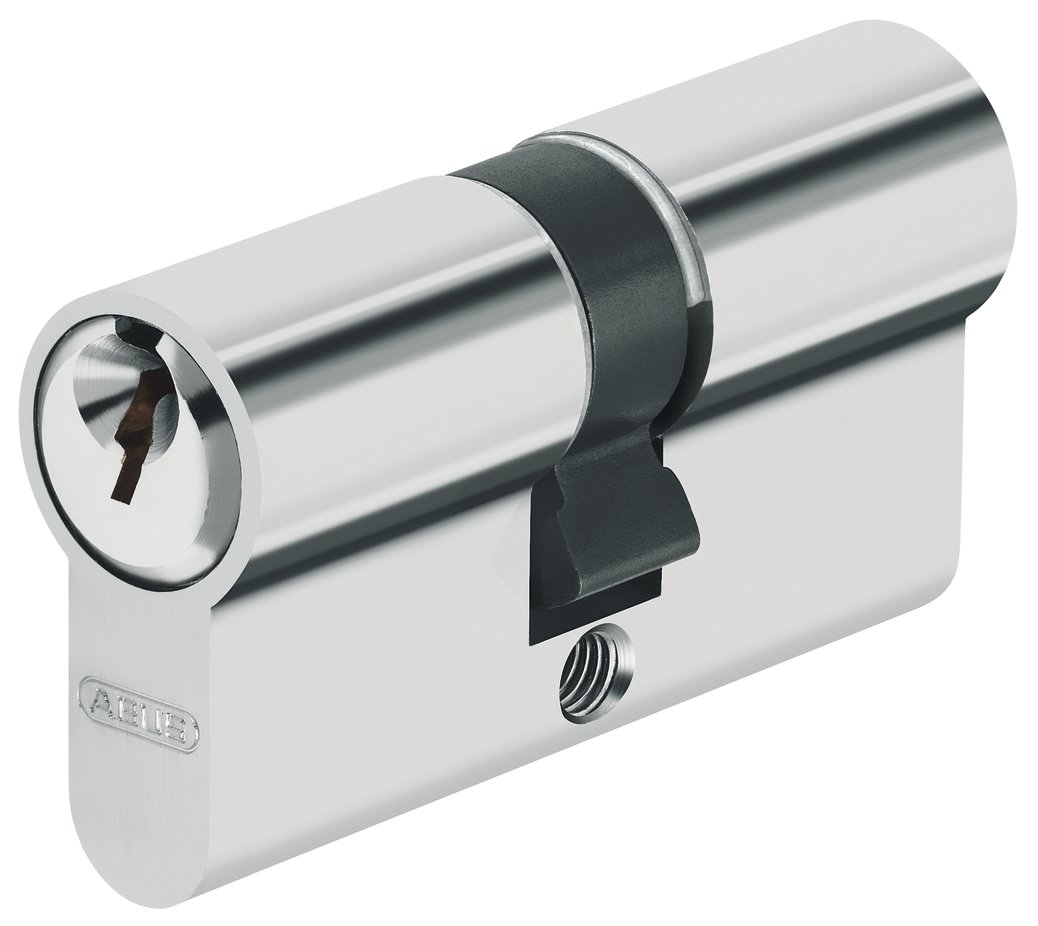 ABUS E5N30//40 Cylindre Nickel/é E5 30 x 40 mm