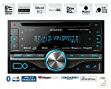 Kenwood eXcelon DPX791BH CD Receiver with Built-in Bluetooth and HD Radio