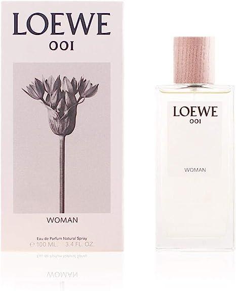 Loewe Loewe 001 Woman Agua de Perfume Vaporizador - 100 ml: Amazon.es: Belleza