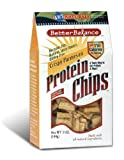 Kay's Naturals Protein Chips, Parmesan Cheese, 5-Ounce Bags (Pack of 12)