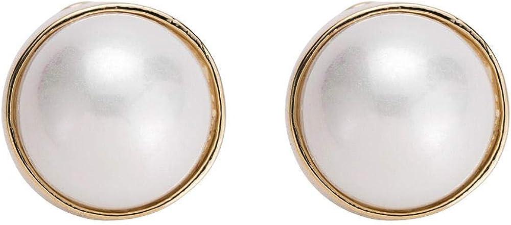 Pendientes para mujer,Joyería,Pendientes de perla gris exagerados retro barroco europeo y americano, pendientes de temperamento super hadas fríos