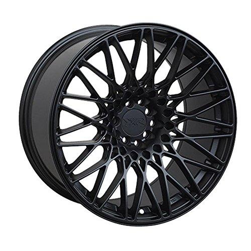 XXR Wheels 553 Black Wheel with Painted Finish (16x8.25