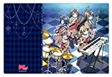 Bang Dream! Trading Anime Character Card Supply Game Rubber Play Mat Playmat