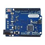 IEIK Leonardo R3 with USB Cable Microcontroller ATmega32u4 Can Simulate Keyboard Mouse