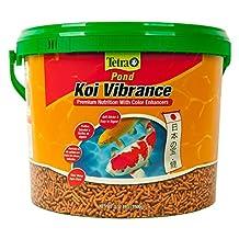United Pet Grp Aquatics TetraPond Koi Vibrance Floating Pond Sticks, 3.31 Lbs
