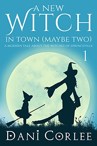 Witch Maybe Modern Witches Springsville ebook product image