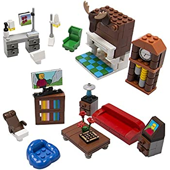 Amazon.com: LEGO Furniture: Candy Machines: Toys & Games