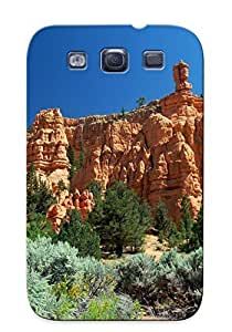 Ellent Canyon Utah Usa Phone For SamSung Galaxy S4 Mini Case Cover Hard For Thanksgiving Day's Gift