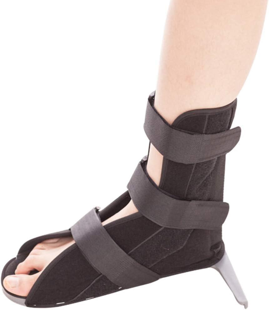 Healifty Fractura de La Bota Ortopédica Bota para Caminar Andador Bota Estabilizador Del Pie Bota para Lesiones Del Pie Del Tobillo Hueso Roto Tamaño M