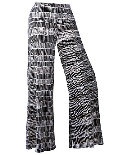 Arolina Women's Stretchy Wide Leg Palazzo Lounge Pants (S, ()