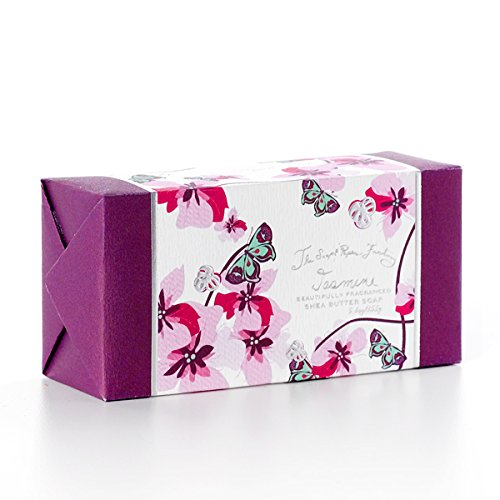Soap and Paper Factory Shea Butter Soap, Jasmine