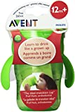 Philips Avent BPA Free Natural Drinking Cup, Green, 1 Count, 9 Ounce (Discontinued by Manufacturer)