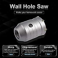 HOEN 40mm SDS Plus Shank Hole Saw Cutter Concrete Cement Stone Wall Drill  Bit