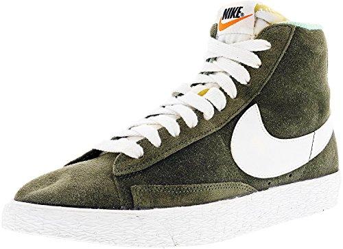 Nike Womens Blazer Mid Suede Vntg Hi Top Scarpe Da Ginnastica 518171 Scarpe Da Ginnastica 303