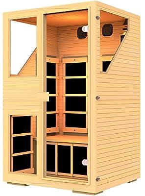 JNH Lifestyles NE2HB1 NE2HB Far Infrared Sauna