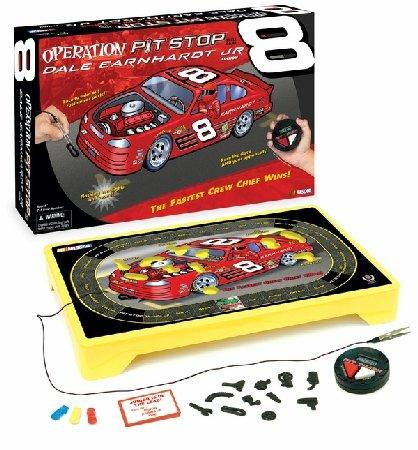 Dale Earnhardt Jr Pit Stop - 9