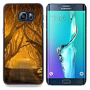 Stuss Case / Funda Carcasa protectora - Summer Sun Freedom Road Nature - Samsung Galaxy S6 Edge Plus / S6 Edge+ G928