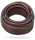 8 gauge power wire black - InstallGear 8 Gauge Black 25ft Power/Ground Wire - OFC (99.9% Oxygen-free Copper)