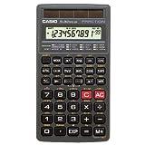 Casio Calculator, 10-Digit, 2-Line Display Solar