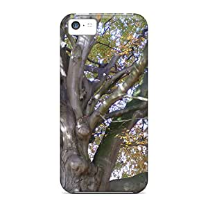 A Tree Case Compatible With Iphone 5c/ Hot Protection Case